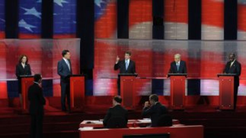 Los republicanos se encuentran en plena campaña para elegir al candidato...