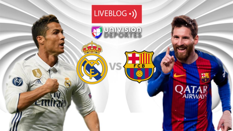 El Clásico: Real Madrid vs Barcelona APP