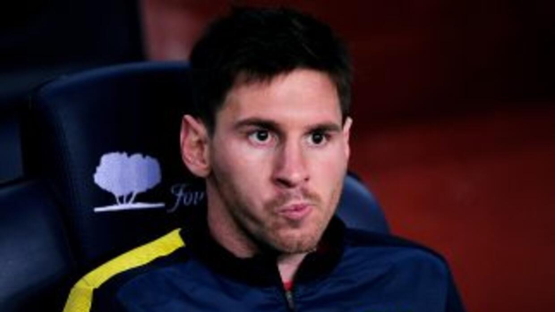 """""""Cuando se fue él (Tito), sí que notamos el cambio"""", comentó Messi."""