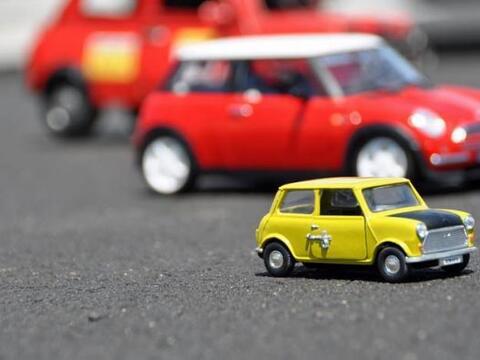 El MINI es uno de los autos cuyo diseño se reconoce en todos sus modelos...