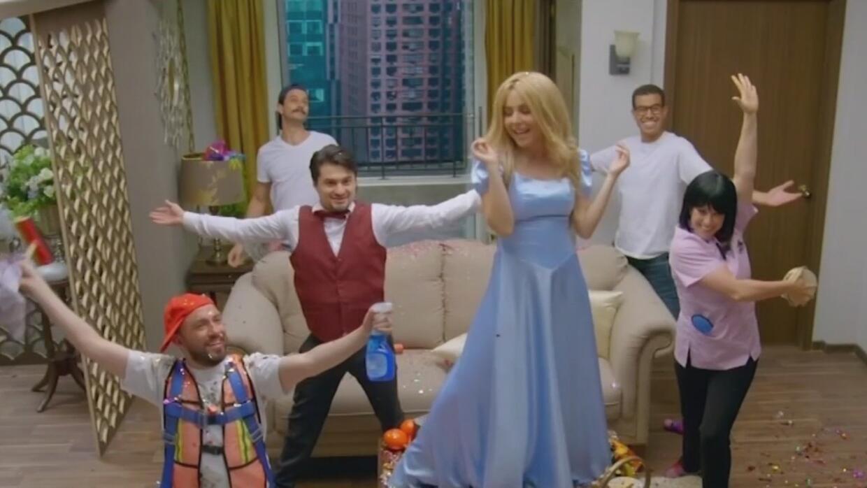 NotanSerio Univision: Ivanka Nieves hace su debut en el mundo de la música