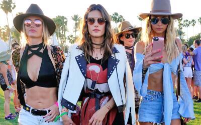Moda en Coachella
