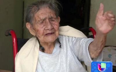 Conoce a la señora mexicana que cumplió 126 años