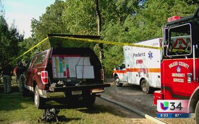 Dos niñas murieron en un incendio