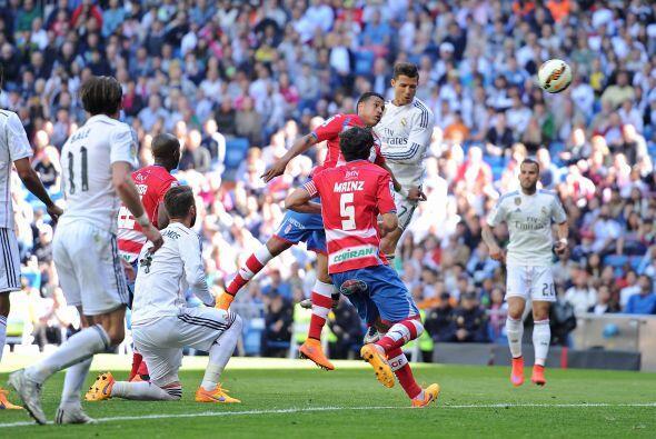 Ya con el 8-1 que parecía haber resuelto el partido, Ronaldo mostró que...