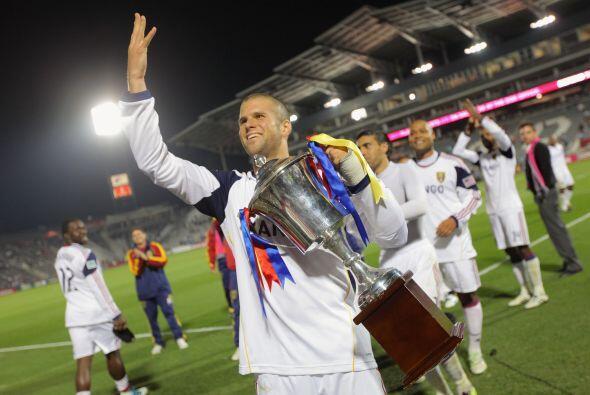 Al final El Real Salt Lake se quedó con la Copa de las Monta&ntil...