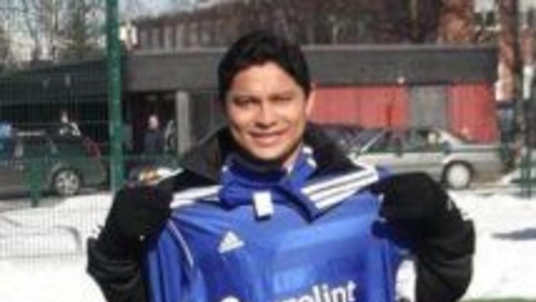 Víctor Turcios. (Cortesía Club Rops)