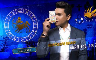Niño Prodigio - Sagitario 14 de abril 2017