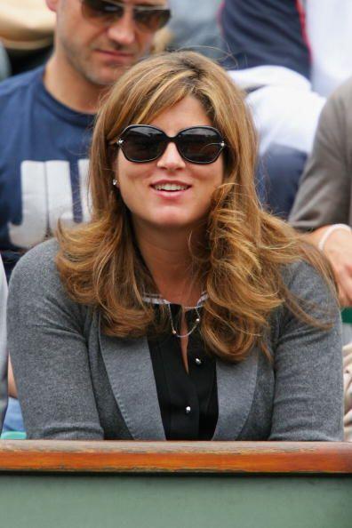 Mirka Federer es una feliz mamá y junto a su esposo han formado u...