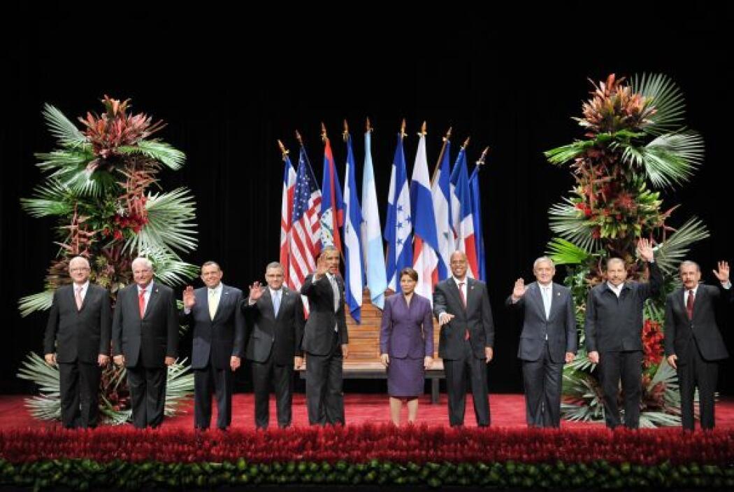 Según Obama, Estados Unidos también está sufriendo los efectos del tráfi...