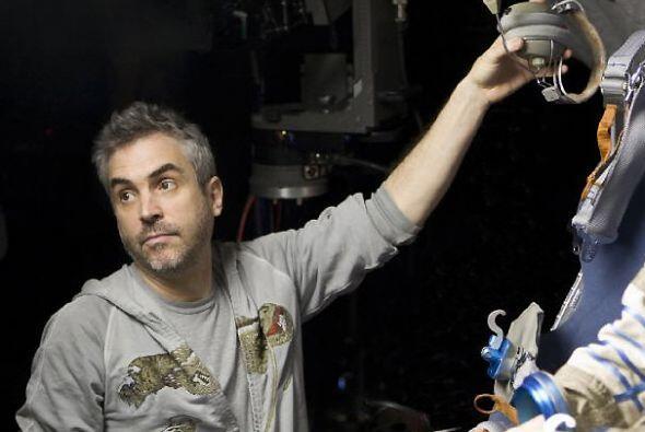 El director mexicano Alfonso Cuarón está sin duda dentro de los Pioneros...