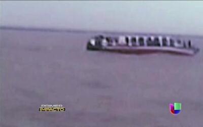 Ferri repleto de pasajeros se hundió en Bangladesh