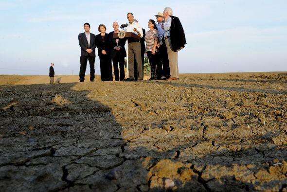 Al paso del tiempo, la sequía ha traído consecuencias y cambiado drástic...