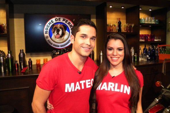 Mateo y Marlin seguramente estarán presentes en la gran final del...
