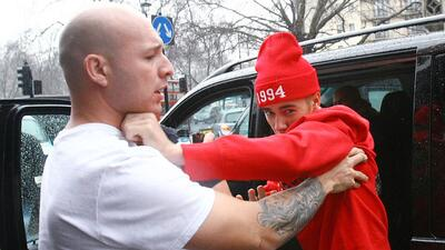 ¡Justin Bieber vuelve a salvarse de la cárcel!
