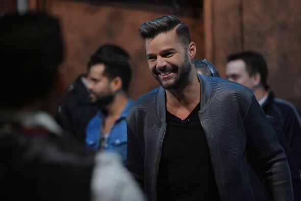 Ricky Martin visitó Despierta América