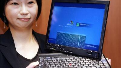 Las ThinkPad se han caracterizado por su flexibilidad física.
