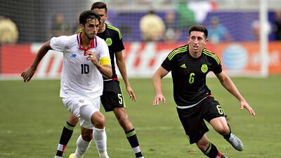 México vs. Costa Rica