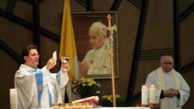 La iglesia Católica de México busca nuevos productores de vino de consag...