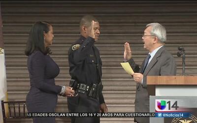Juramenta nuevo jefe de policía de San Francisco
