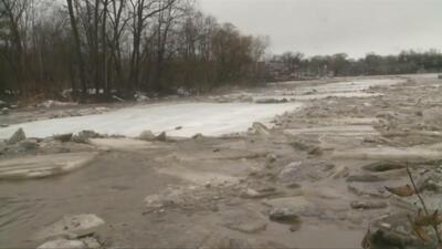 Descongelamiento de nieve causa inundaciones en Estados Unidos