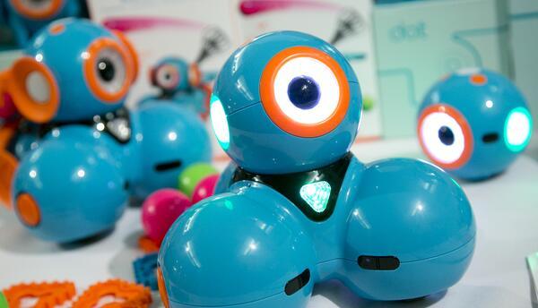 Dash el robot