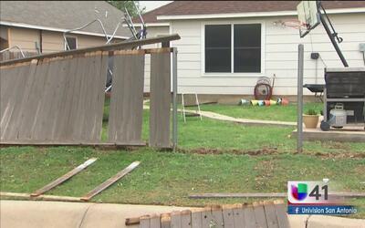 Una inesperada tormenta en Laredo, Texas provoca la muerte de un menor