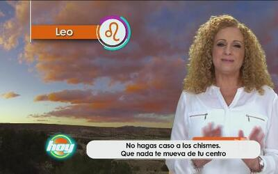 Mizada Leo 27 de mayo de 2016