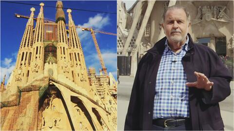 Raúl de Molina nos lleva al lugar más emblemático de la bella Barcelona