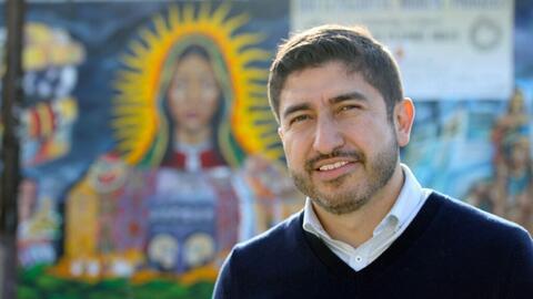 """Arturo Carmona: """"Vamos a trabajar con todo para derrotar la agenda de Tr..."""