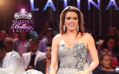 Alicia reflexionó sobre su participación en Nuestra Belleza Latina