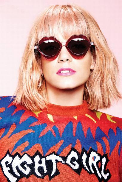 La cantante Lily Allen es amante de la moda y ahora se ha convertido en...