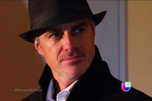Sí, es Enrique, tu peor enemigo y quiere robarse al pequeño Diego Nicolás.