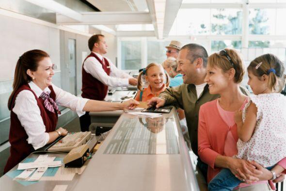 Anticipa el check-in La tecnología te puede ahorrar un montón de líos e...