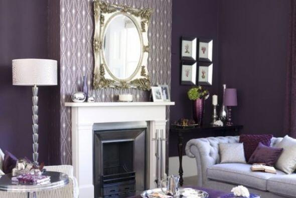 Los espejos, en exceso, no son recomendables. Una sala llena de espejos...