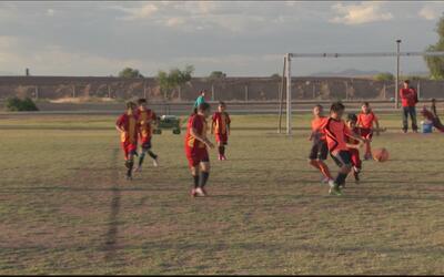 Promesas del futuro: Club Aztecas