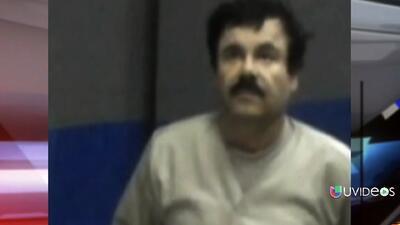 Así fueron los primeros minutos de El Chapo dentro de prisión