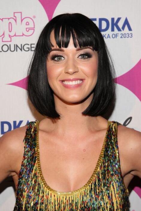 En ese entonces, Katy salía con el líder de la banda de rock Gym Class H...