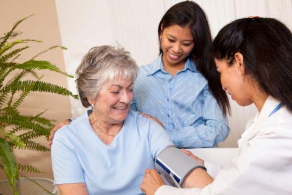 Más riesgo- Podrías tener un riesgo superior de padecer  hipertensión ar...