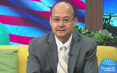 Despierta te ayuda, Mario Lovo responde preguntas de inmigración