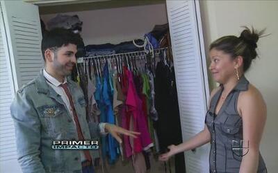 Jomari Goyso le invadió el closet a una televidente