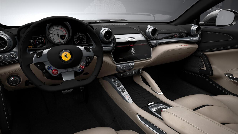 Ferrari GTC4 Lusso 2017