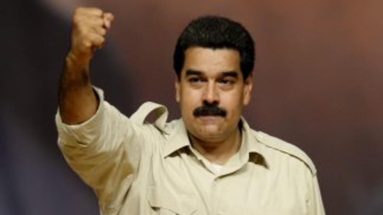 El avión de Nicolás Maduro planeaba sobrevolar el espacio aéreo de Puert...