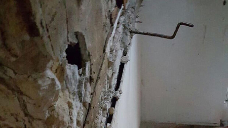 Imagen del apartamento de ITV publicada por The Associated Press.