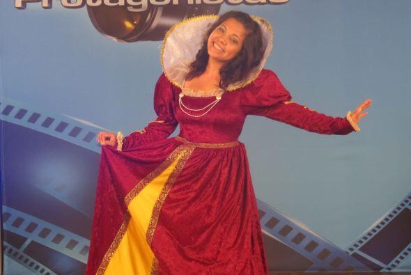 Una princesa llegó buscando a su Romeo. Hicieron lo que fuera para sobre...