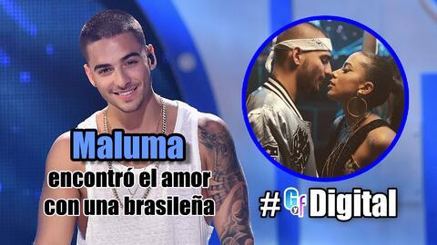GYF digital: Maluma ya tiene novia, ¿quién será la afortunada? Dale play...