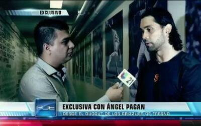 Angel Pagan exclusiva