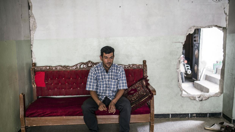 Abdullah Kurdi, padre de Aylan