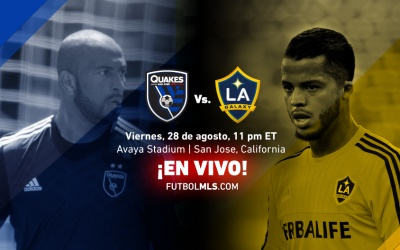 EN VIVO | San Jose Earthquakes vs LA Galaxy | California Clásico
