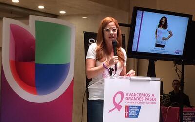 La destacada actriz y animadora Suzette Bacó, fue seleccionada Ma...